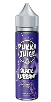 Pukka Juice Blackberry Currant 50ml