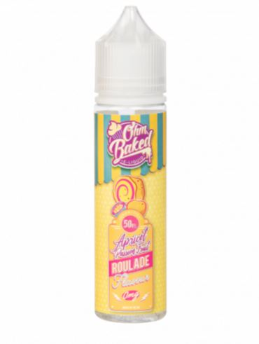 Double Drip OHM Apricot Passion Fruit Roulade 50ml