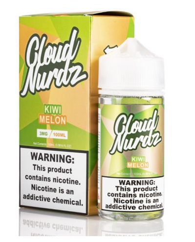 Cloud Nerdz Kiwi Melon 100ml