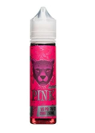 Dr Vapes The Panther Series Pink Blackcurrant Cotton Candy Soft Drink 50ml