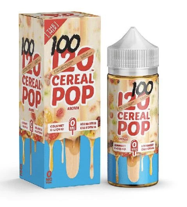 100 Cereal Pop 100ml