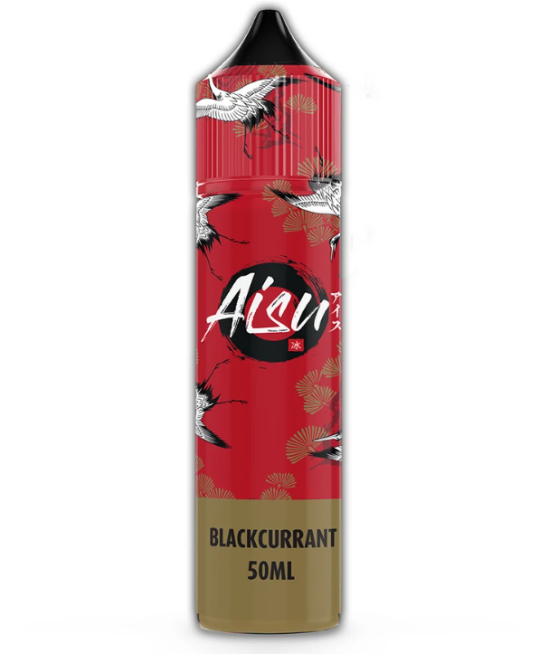 Aisu Blackcurrant 50 ml