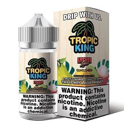 Tropical King Lychee 120ml