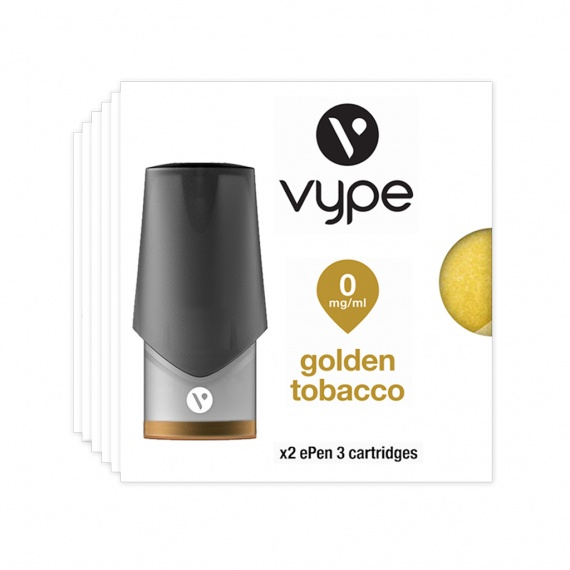 Vype ePen 3 Pods Golden Tobacco