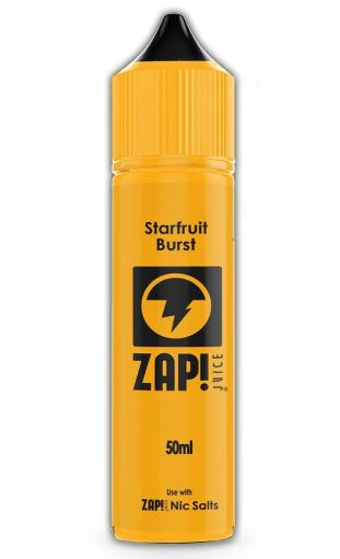 Zap Juice Starfruit Burst 50ml