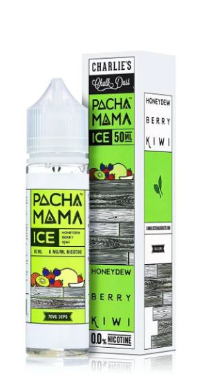 Charlie's Pacha Mama ICE Honeydew Berry Kiwi 50ml