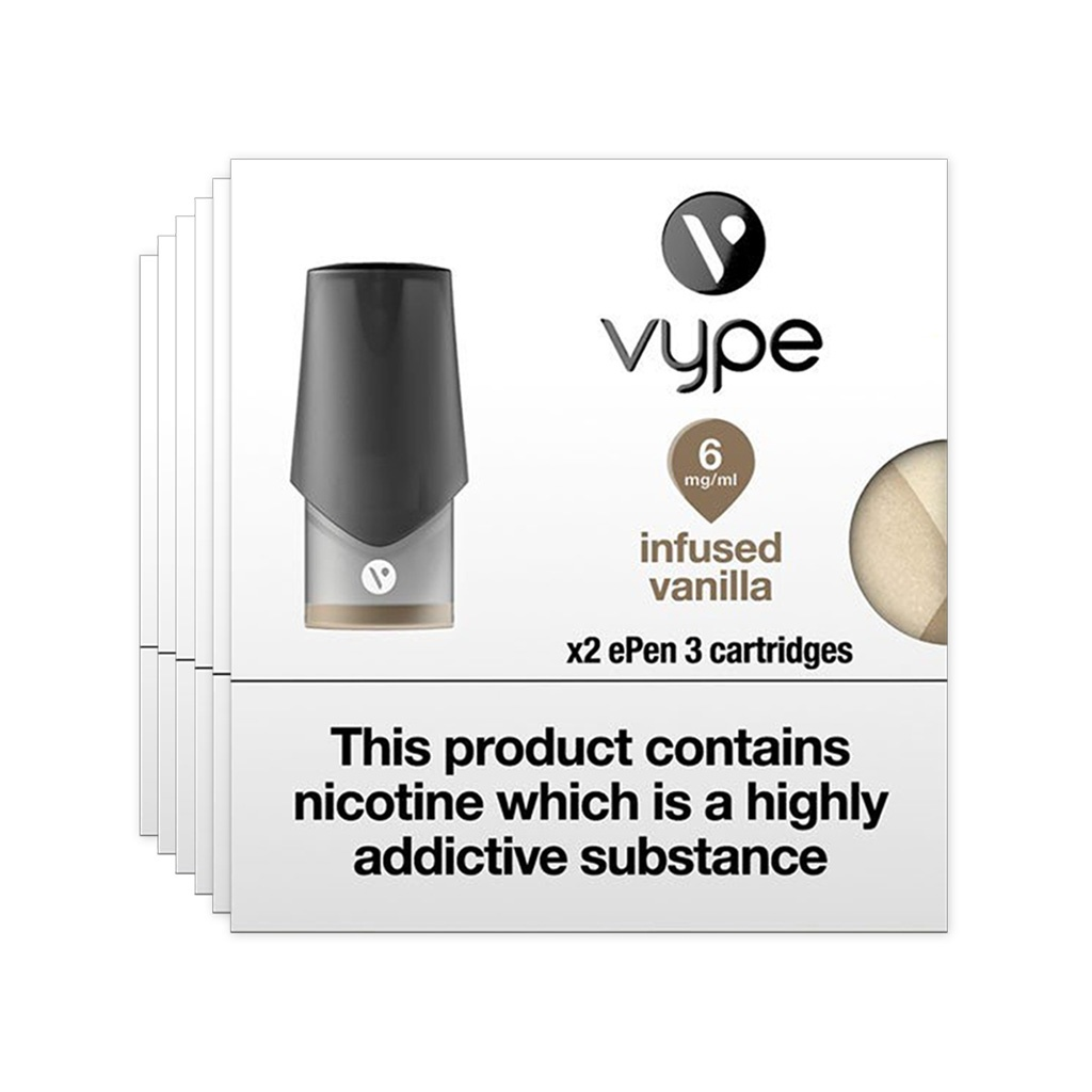 Vype ePen 3 Pods Infused Vanilla pack of 6