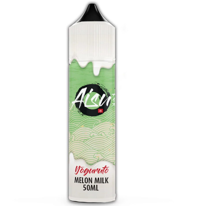 Aisu Yogurt Melon Milk 50ml