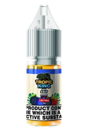 Tropic King On Salt Iced Berry Breeze