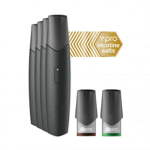 Vype ePen 3 Starter Kit vPro Nic Salts BLACK