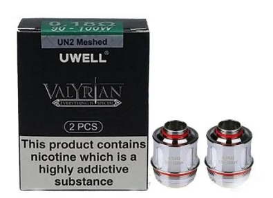 Uwell Valyrian UN2 Meshed (2pcs) 0.18ohm