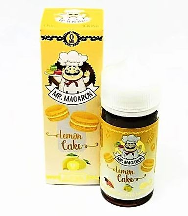 Mr Magaron Lemon Cake 100ml