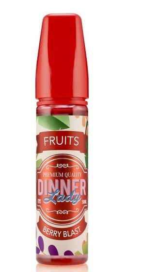 dinner lady frut 50ml purple berry blast