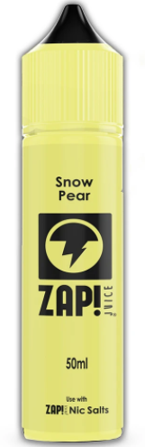 Zap Juice Snow Pear 50ml