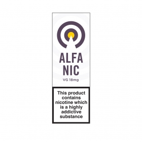 Alfa Labs - Nic Shot 18mg