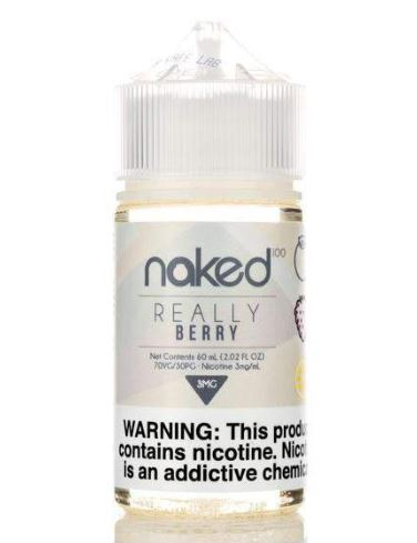 Naked Really Berry 50ml