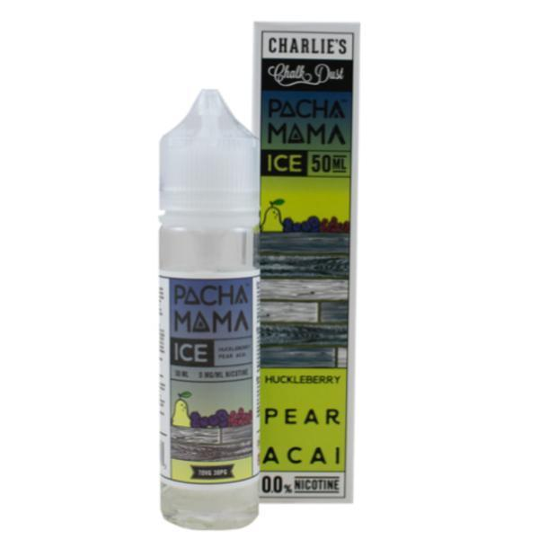 Charlie's Pacha Mama ICE Honeyberry Pear Acai 50ml