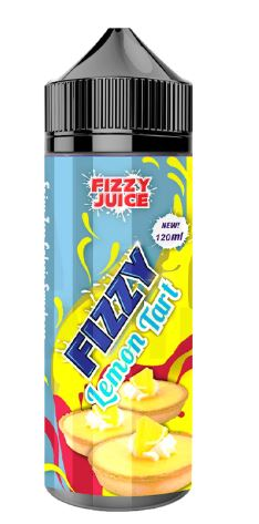 Fizzy Juice Fizzy Lemon Tart 120ml