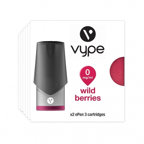 Vype ePen 3 Pods Wild Berries