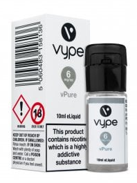 Vype 10ml vPure - Essential Collection