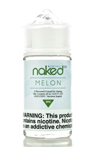 Naked Menthol Polar Freeze
