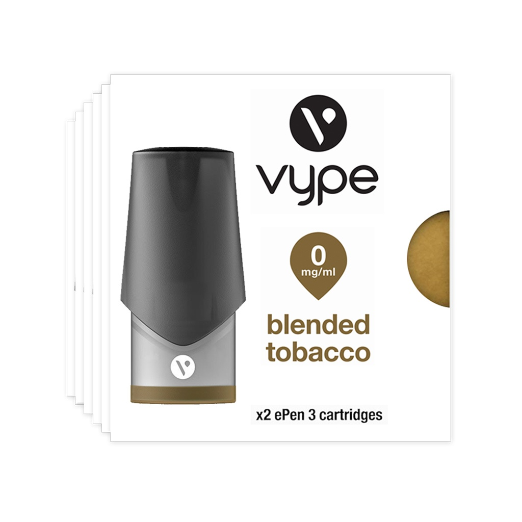 Vype EPen 3 Pods Blended Tobacco pack of 6