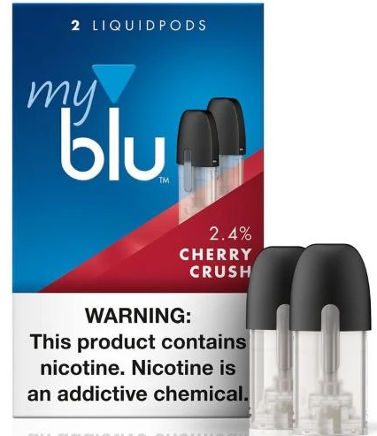 Myblu™ Liquidpod Cherry Crush Flavour