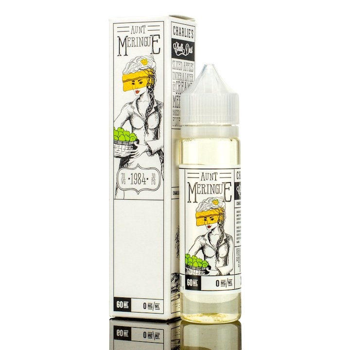 Charlie's aunt meringue 50ml