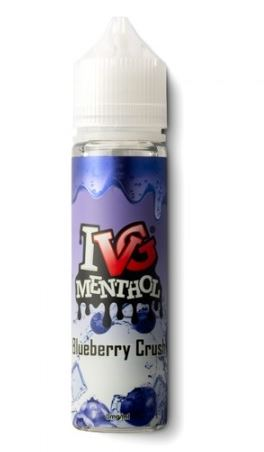 Ivg Menthol Range Blueberry Crush 50ml